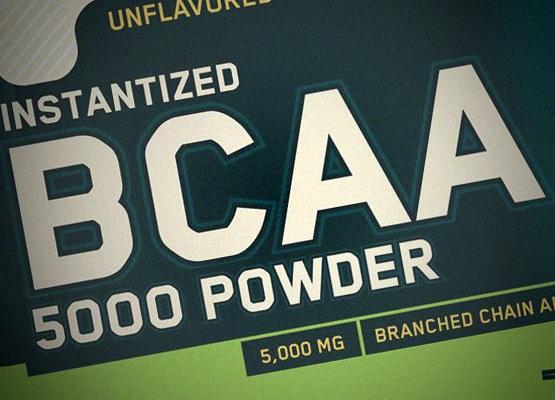 Спортивное питание BCAA