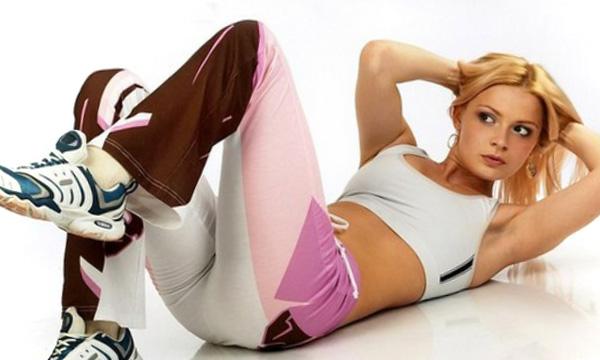 Упражнения для нижнего пресса у женщин