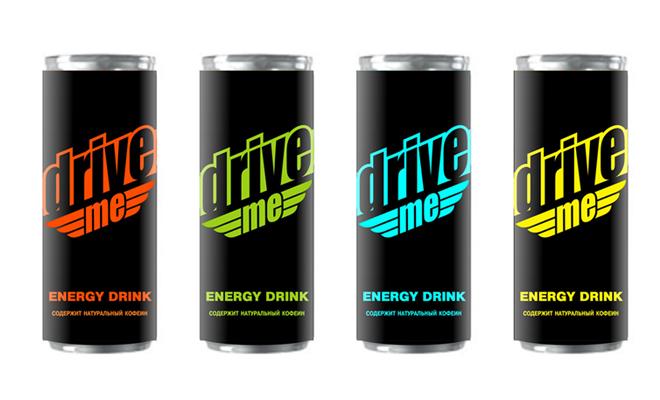 Drive Me энергетик
