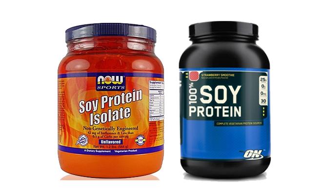 Отзывы о соевом протеине