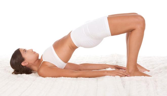 Полумостик для приведения мышц в тонус