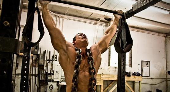 Техника подтягивания на перекладине для широких мышц спины: 4 эффективных упражнения