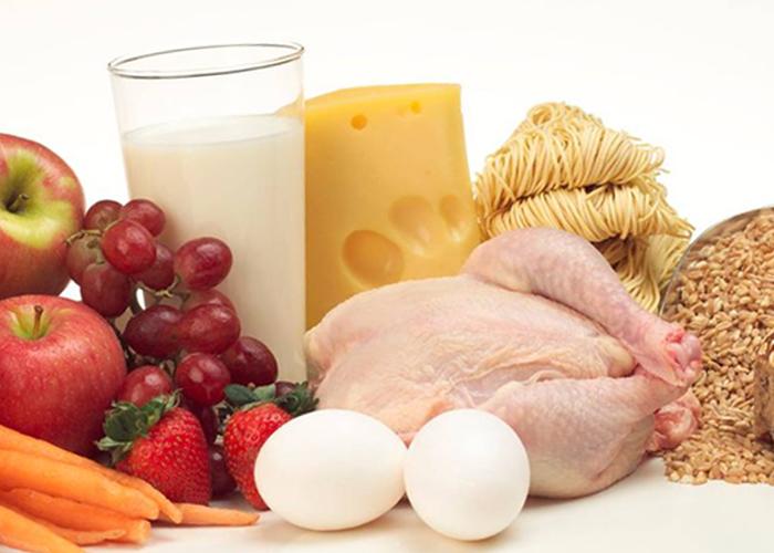 Содержание протеина в продуктах