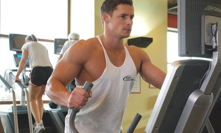Занятия спортом помогут справиться с нехваткой гормона