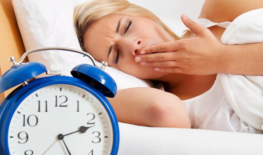 Желание спать при нормальной выработке гормона
