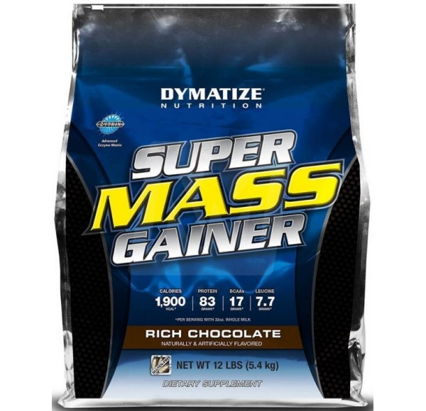 Гейнер номер 1 Super Mass Gainer от Dymatize