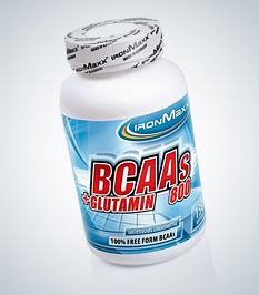 BCAA с глютамином