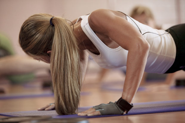Занятия для похудения в тренажерном зале для девушек