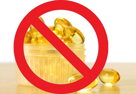 Витамины рыбий жир омега 3 и их польза для спортсмена