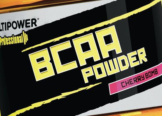 Лучший комплекс аминокислот в бодибилдинге BCAA Multipower