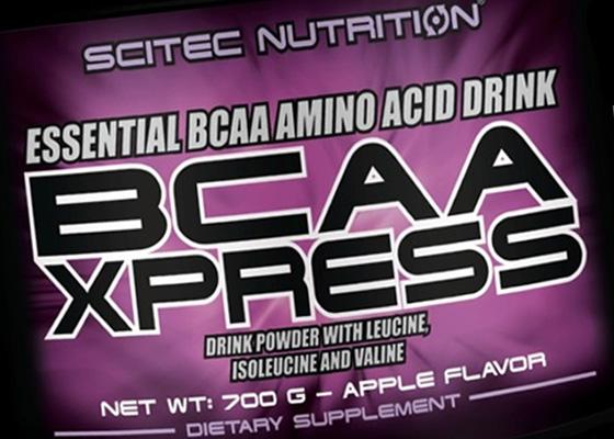 Аминокислоты BCAA XPRESS – незаменимые помощники организма спортсмена