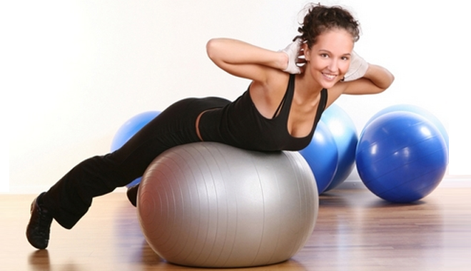 Тренировка для мышц спины