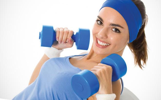 Как увеличить грудь с помощью упражнений
