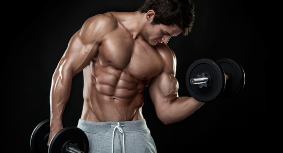 Базовые упражнения на бицепс в формировании сильных рук