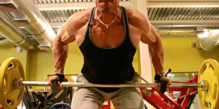 Тренировка всех частей тела