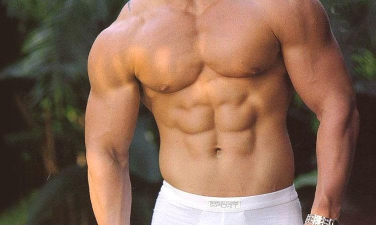 Мужчина с оптимальной нормой тестостерона в крови