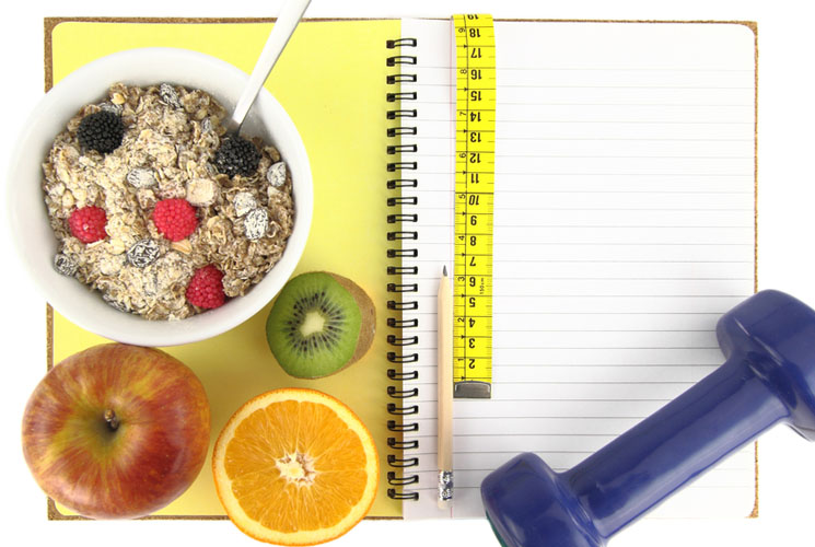 Расчет нормы калорий для человека в день