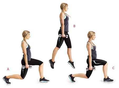 Техника выполнения прыжка со сменой ног