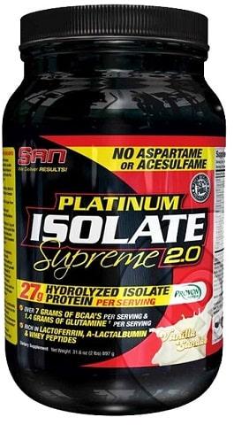 Isolate platinum